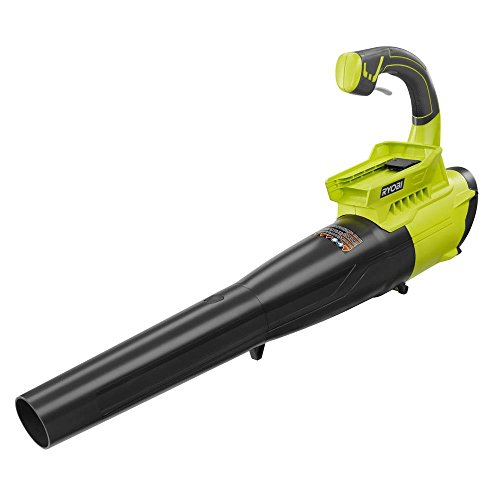 Ryobi RY40402A 155 mph 300 CFM 40-Volt Lithium-ion Cordless Jet Fan Blower (TOOL ONLY- Battery and Charger NOT included)