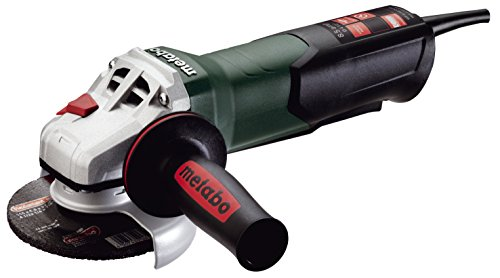 Metabo- 4.5' Angle Grinder - 10, 500 Rpm - 8.5 Amp W/Non-Lock Paddle (600380420 9-115 Quick), Professional Angle Grinders
