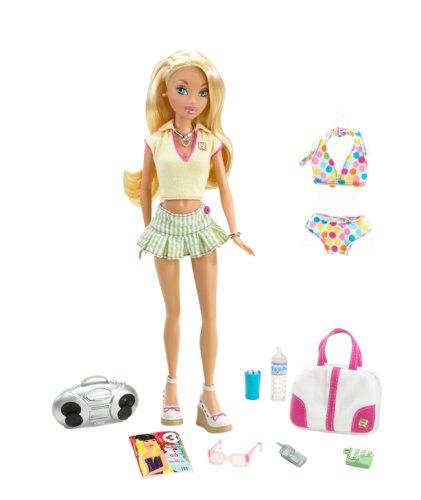 Barbie 'Miami Getaway' My Scene Barbie Doll