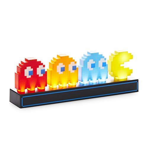Pac Man and Ghosts Light, Pac Man Collectable Figure Lamp