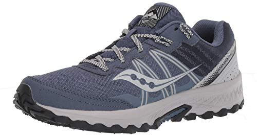 Saucony Excursion TR14, Blue/Gray, 10Medium