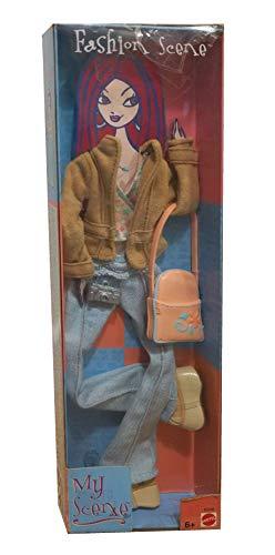 Barbie My Scene Fashion Scene Teen Cloths Camara & Acessories Included from Mattel 2002