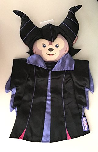 Disney Parks ShellieMay Duffy Friend Maleficent Plush Bear Clothes Shellie May