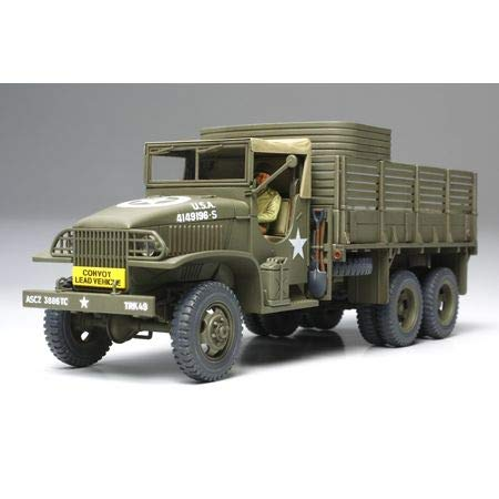 TAMIYA America, Inc 1/48 US 2.5 Ton 6x6 Cargo Truck, TAM32548