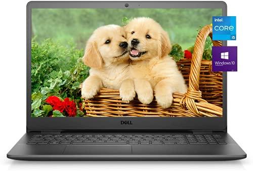 Dell Inspiron 15.6 inch Laptop, 10th Gen Intel Core i5-1035G1, 32GB RAM, 512GB SSD, Windows 10 Pro, for Business; HDMI, WiFi, Intel UHD Graphics, Bluetooth, Online Class, Webcam