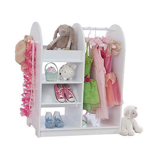 For Kids Only, Inc. KidKraft Fashion Pretend Station White
