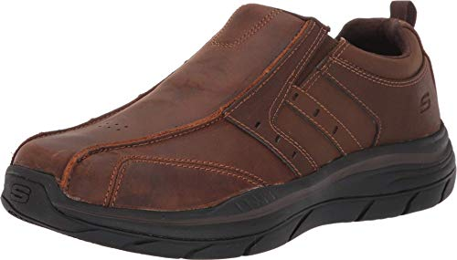 Skechers Relaxed Fit Expected 2.0 - Wildon Dark Brown 10 D (M)