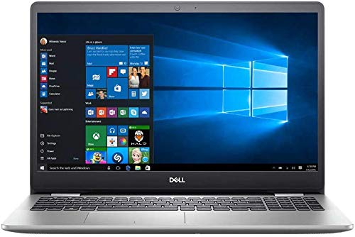 2020 Latest Business Laptop Dell Inspiron 15 5000 5593 15.6' FHD 1080p Non-Touch Screen 10th Gen Intel Core i7-1065G7 16GB RAM | 512G SSD | Intel UHD Graphics Backlit KB Win10 Pro