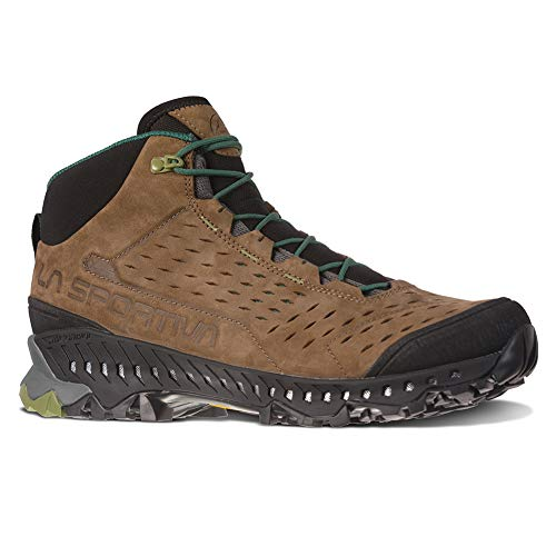 La Sportiva Pyramid GTX Hiking Shoe, Mocha/Forest, 43