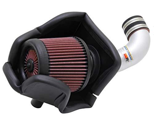 K&N Cold Air Intake Kit: High Performance, Guaranteed to Increase Horsepower: Fits 2011-2016 HONDA (CR-Z) 69-1018TS