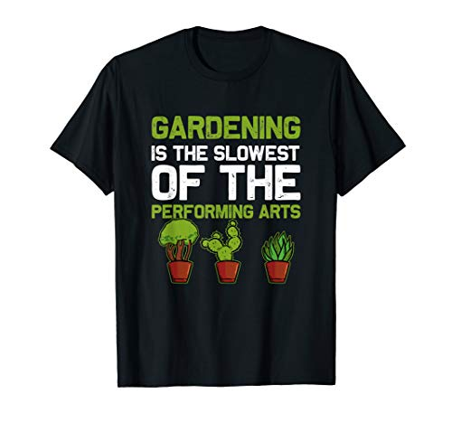 Gardener T-Shirt | Farmers Gardening Art