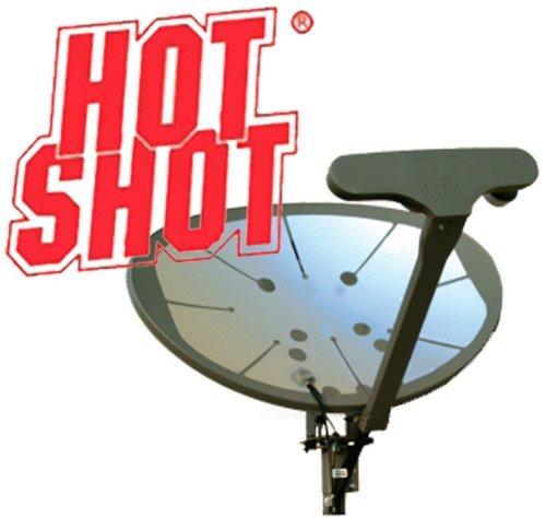 Hot Shot Heater for Ka/Ku Slimline Satellite Dish