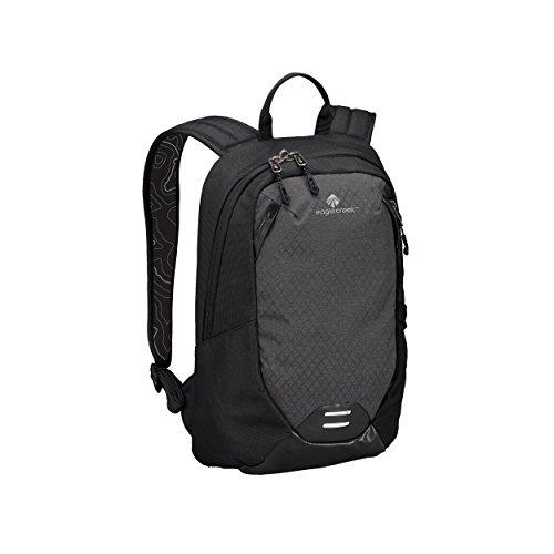 Eagle Creek Unisex Travel Laptop Backpack-multiuse-Hidden Tech Pocket, Black/Charcoal, One Size