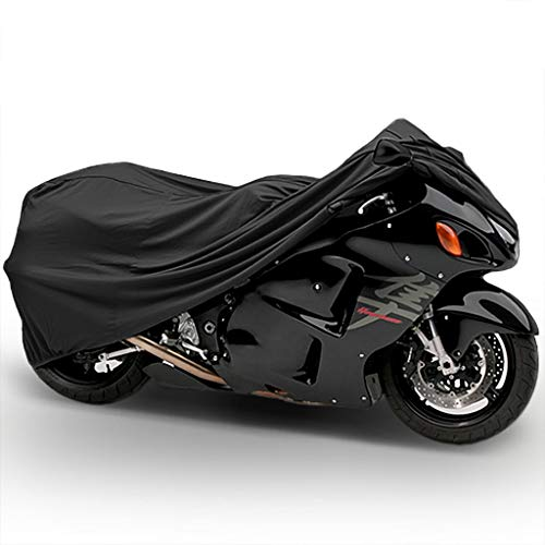 North East Harbor Motorcycle Bike Cover Travel Dust Storage Cover For Suzuki GSXR GS Gixxer Hayabusa 1300