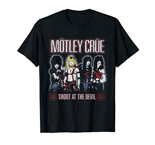 Mötley Crüe - Shout At The Devil Tee T-Shirt