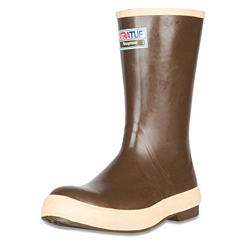 Xtratuf Legacy Series 12' Neoprene Men's Fishing Boots, Copper & Tan (22172G)