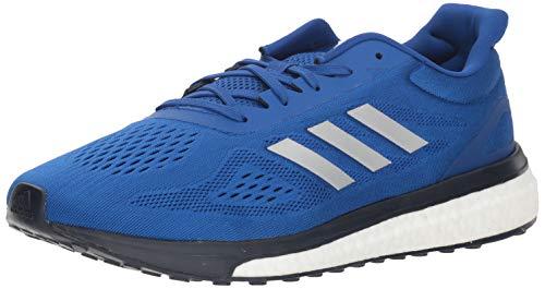 adidas Response Boost LT Mens Running Shoe 12 Collegiate Royal/Silver Metallic/White