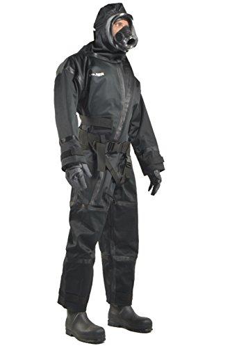 Nuclear & Radiation Demron CBRN Radiation Suit (X-Large)