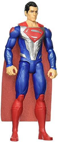 DC Comics Justice League Metallic Armor Superman Figure