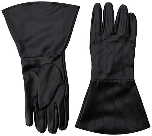 Rubie's Costume Co. Men's Star Wars Darth Vader Gloves, Multicolor, One Size