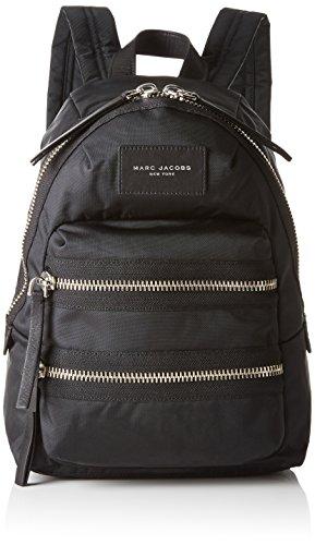 Marc Jacobs Nylon Biker Mini Backpack, Black, One Size
