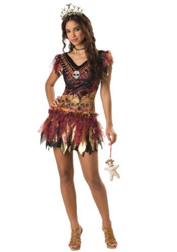 Voodoo Vixen Teen/Junior Costume - Teen Large