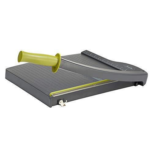 Swingline Paper Trimmer, Guillotine Paper Cutter, 12' Cut Length, 10 Sheet Capacity, Classic Cut Lite (9312)