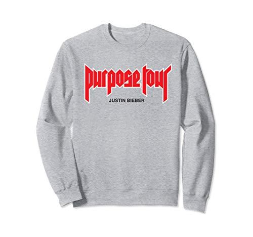 Justin Bieber Purpose Tour Merch Sweatshirt Sweatshirt