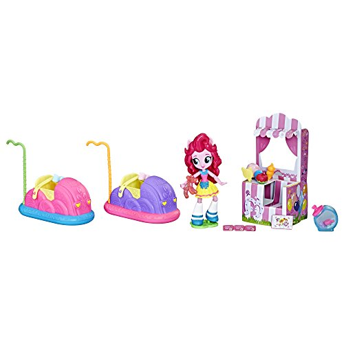 My Little Pony Equestria Girls Pinkie Pie Bumper Cars & Candy Fun