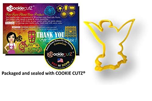 Fairy Cookie Cutter (3.5 inch)