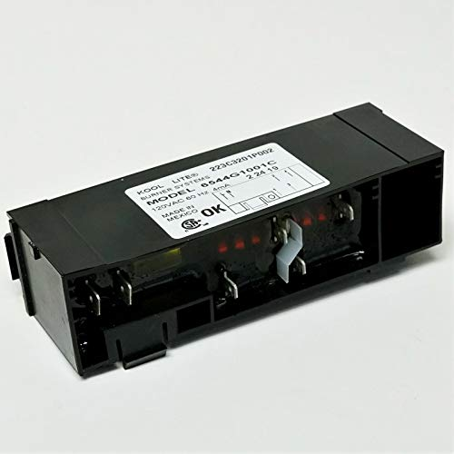 NEW part 6544G1001-C for WB13K25 GE Gas Range Spark Module AP2020570 PS231281 fits 223C3210P002, WB13K25, AP2020570, and PS231281