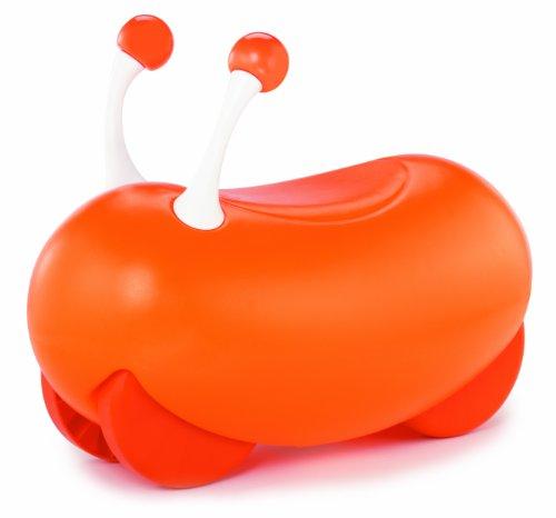 Little Tikes Jelly Bean Racer Ride On, Orange
