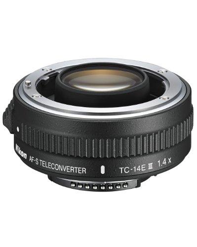 Nikon AF-S FX TC-14E III (1.4x) Teleconverter Lens with Auto Focus for Nikon DSLR Cameras