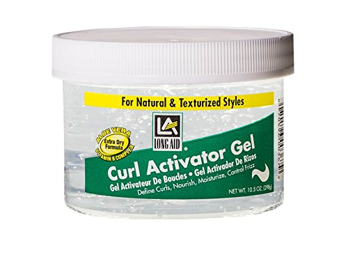 Long Aid Activator for Extra Dry Hair Gel, 10.5 Oz