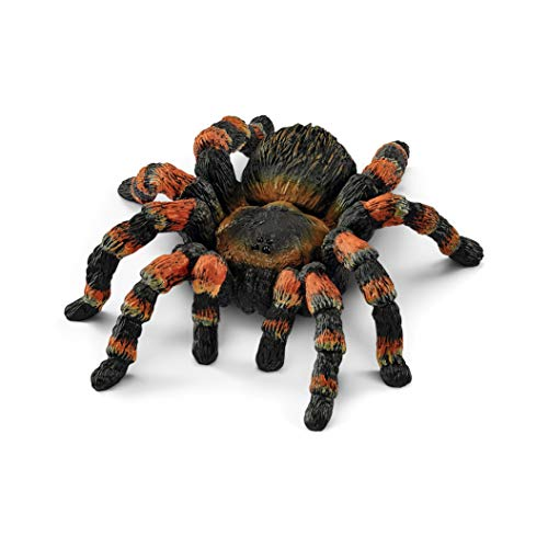 SCHLEICH Wild Life Tarantula Educational Figurine for Kids Ages 3-8
