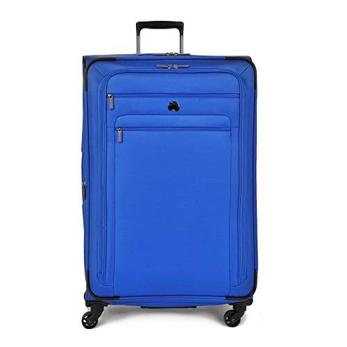 DELSEY Paris Delsey Luggage Helium Sky 2.0 29 Expandable Spinner Trolley (Blue)
