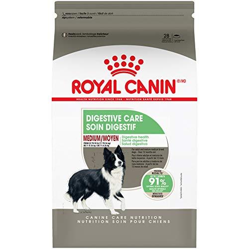 Royal Canin Medium Sensitive Digestion dry dog food, 30-Pound