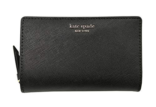 Kate Spade New York Cameron Medium Bifold Wallet Black