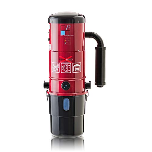 Prolux CV12000 Central Vacuum Power Unit with Most Powerful 2 Speed Motor and 25 Year Warranty!