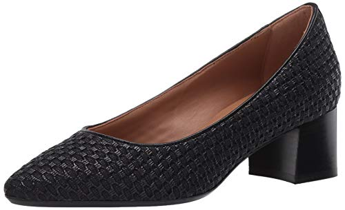 Aquatalia Women's Pump, Navy, 10 B (M)
