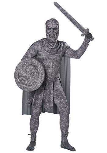 California Costumes Turned to Stone Adult Costume-Medium Grey