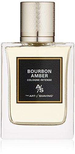 The Art of Shaving Cologne Intense, Bourbon Amber, 3.3 Fl Oz