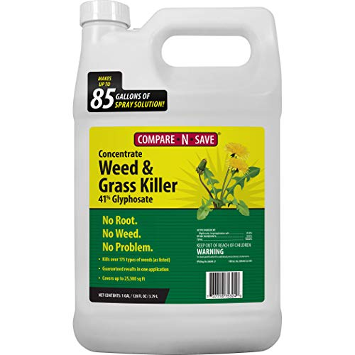Compare-N-Save 75324 Herbicide, 1-gallon, white