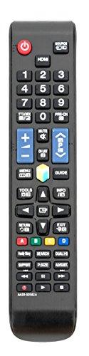 New AA59-00582A Remote fit for Samsung AA59-00580A AA59-00638A AA59-00790A AA59-00581A AA59-00594A UN32EH4500 UN46ES6100F UN32EH5300