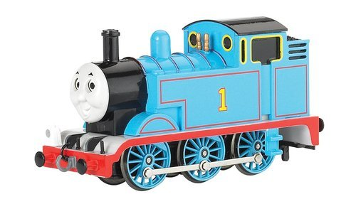 Bachmann Trains - THOMAS & FRIENDS THOMAS THE TANK ENGINE w/Moving Eyes - HO Scale