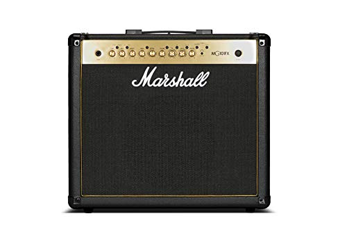 Marshall Amps, 4 electric-guitar-amplifier-combos (M-MG101GFX-U)