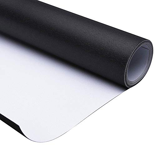 Yescom 177' 16:9 DIY Projection Screen Material Matte White PVC Coated 154'x86' in/Outdoor Home Conference Room