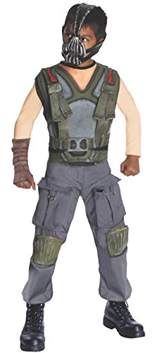 Batman Dark Knight Rises Child's Deluxe Bane Costume and Mask - Medium