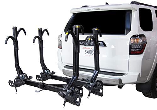 Saris Superclamp Ex 4 Bike Hitch Car Rack