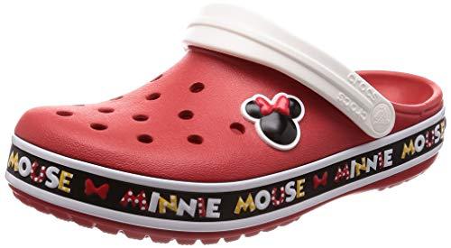 Crocs Disney Minnie Mouse III Clog, Multi, 11 US Women / 9 US Men
